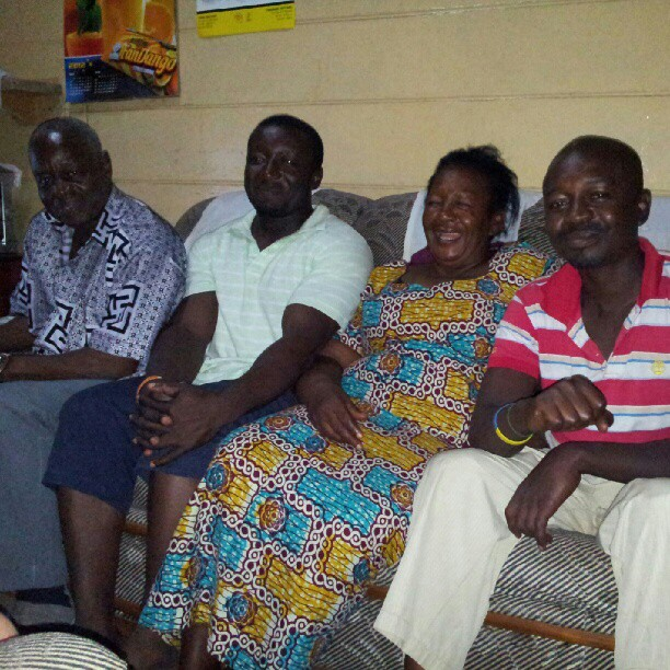 Most of Yaro's family